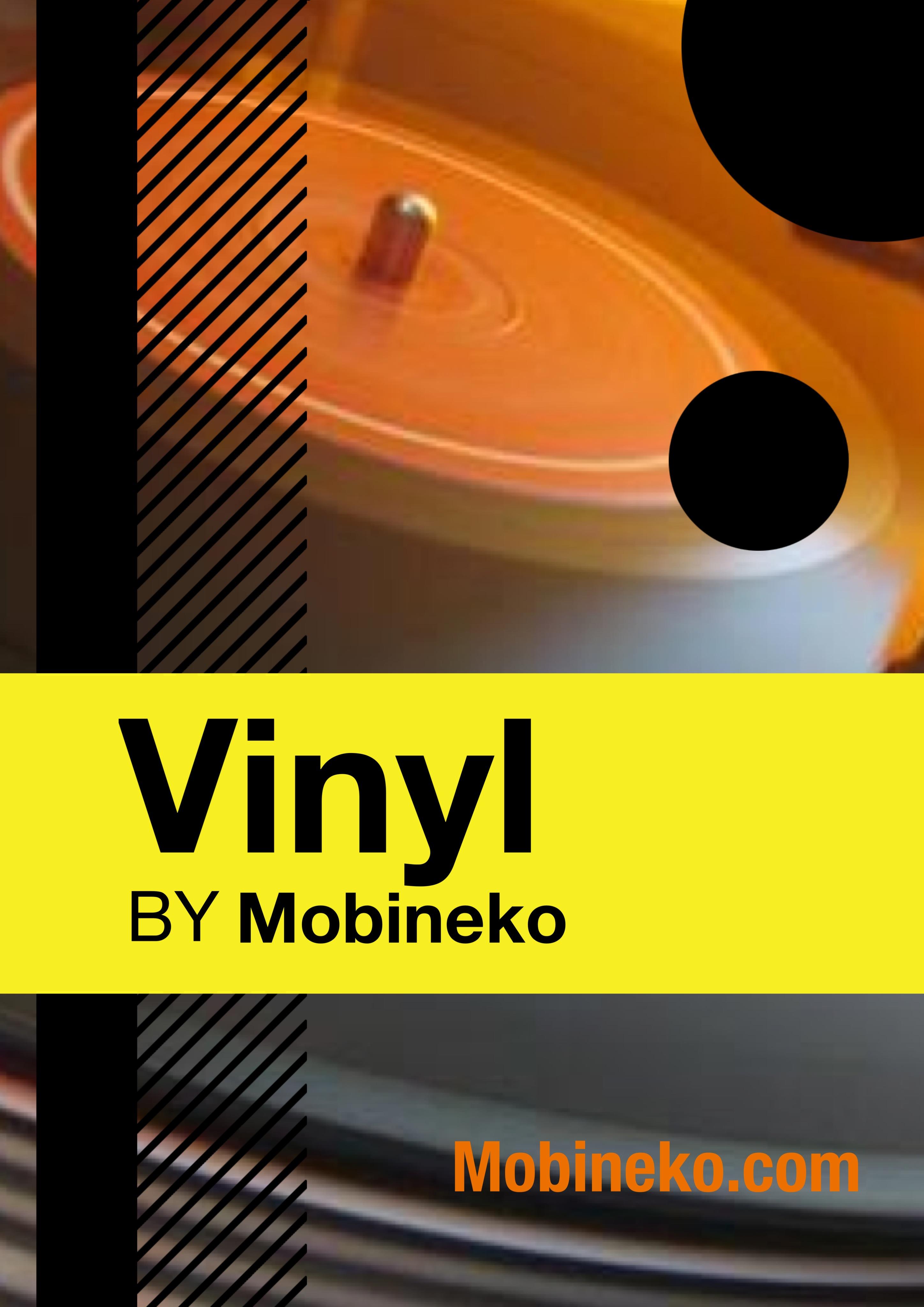 Mobineko Showcase 187 Blog Archive 187 Mobineko Vinyl Promo